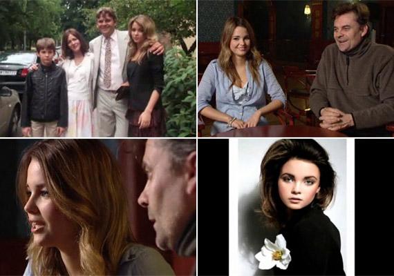 R. Kárpáti Péternek két gyermeke van, a 12 éves András és a 17 esztendős gyönyörű Rebeka, aki fiatal kora ellenére már modellkedik.