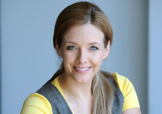 Peller Anna, Juhász Gabi megformálója 2013 novemberében adott életet első gyermekének, a kis Anna Bellának.
