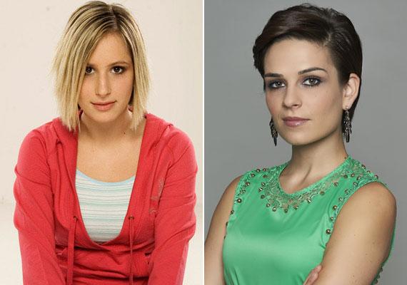 Emlékszel még rá, hogy 2005 és 2009 között Mészáros Kitty játszotta Pongrácz Barbarát? Helyét Legerszki Krisztina vette át, aki azóta is a karakter megformálója.
