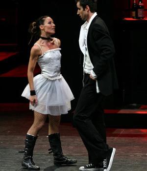 Szegedi Kortárs Balett – Tybalt                         Fotó: Dusa Gábor