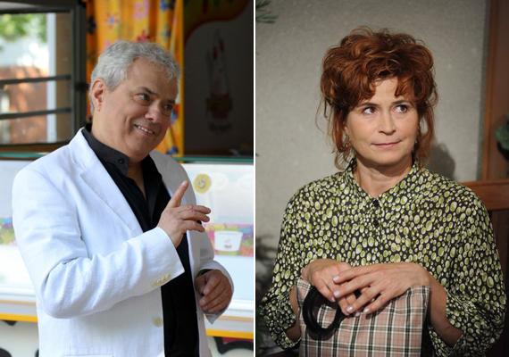 Ismert arcok a Barátok köztben: Simorjay Emese, a Dallas Pamelájának magyar hangja, a Szomszédok egykori szereplője - Mágenheim doktor kolléganője - fia, Szabolcs esküvőjén bukkant fel augusztus 1-jén, míg egy héttel később, augusztus 8-án Rózsa György tűnt fel a sorozatban.