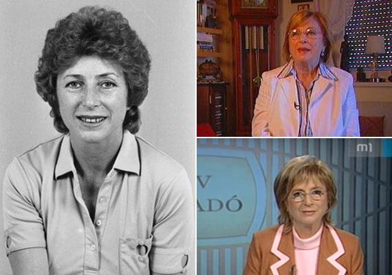Vajek Judit - vagy ahogy mindenki hívta: Jutka - 1964-től a Híradó meghatározó embere volt, számos riportot és interjút készített a műsor számára. Karrierje azzal kezdődött, hogy bekopogtatott a Magyar Televízió ajtaján, hogy mindenáron a Szabadság téren szeretne dolgozni. Miután belülről látta az MTV világát, úgy döntött, híradózni szeretne.1989-ig dolgozott a televíziónál. 12 éve költözött férjével, Burza Árpád operatőrrel a Balatonhoz, és most már a családjának és a barátainak él.
