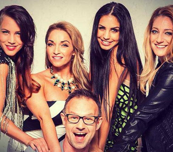 A VIASAT3 új, Szerelem a láthatáron című műsorában Bencsik Tamara mellett párt keres Fehér Adrienn énekesnő, Elbert Alexa, A címlaplány nyertese, valamint a Romanticból megismert Völgyi Zsuzsi.