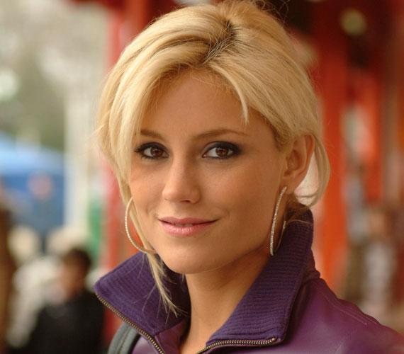 Som-Balogh Edina, a Barátok közt egykori Nádor Kingája 2003-ban nyert a Miss Hungary Szépségversenyen.