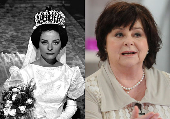 Béres Ilona legelső filmje Az esős vasárnap volt, majd ezt követte az 1962-es Az aranyember, amelyben a hűvös szépségű Tímeát játszotta - balra. A színésznő olyan ismert filmekben nyújtott felejthetetlen alakítást, mint az 1965-ös A kőszívű ember fiai vagy a Bánk bán.