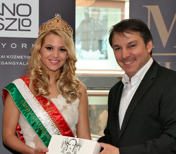 Joó Gézával, a Miss Hungary kommunikációs igazgatójával, akinek célkitűzése, hogy a Miss Hungary név egyet jelenthessen az intelligens női szépség ideáljával.