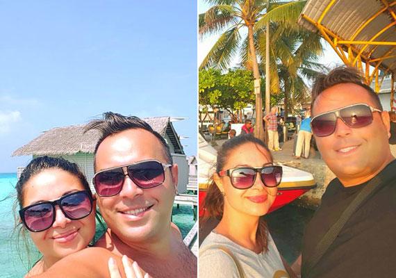 A mulatóskirály, Bódi Csabi feleségét, Ginát Dubai helyett a csodás Maldív-szigetekre vitte, ám az utazással egy konkrét célja volt: a felesége tudta nélkül szervezte meg az esküvőjüket, kilenc évvel az első után.