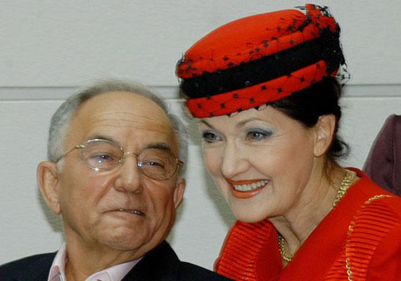 Vitray Tamás, a legendás tévés 2014-ben, 82 évesen vette el újra feleségét, Kállay Borit. A páros 28 éve él együtt boldogan.