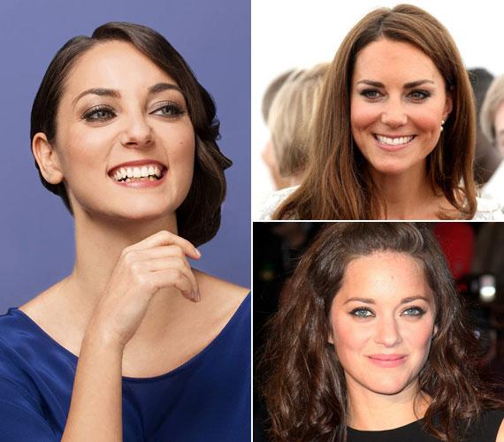 Boggie az Eurovision France 2 szerint hasonlít Katalin hercegnőre és Marion Cotillard francia színésznőre. Az Eurovízó magyar indulója a Facebook-oldalára ki is tett egy montázst.