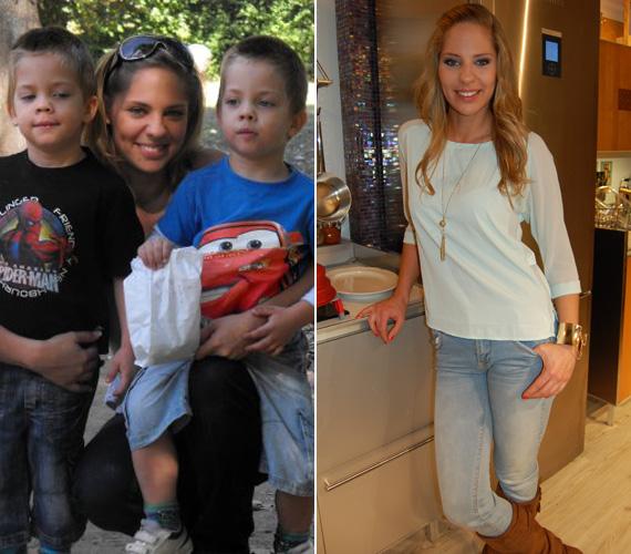 Pintér Adrienn, vagyis Ada ikerfiai, Bálint és Bence 2006 januárjában jöttek világra. A műsorvezető akkor 23 éves volt, és Z+-os kollégájának, Timónak, azaz Bánszki Lászlónak a felesége. A pár 2009-ben elvált.