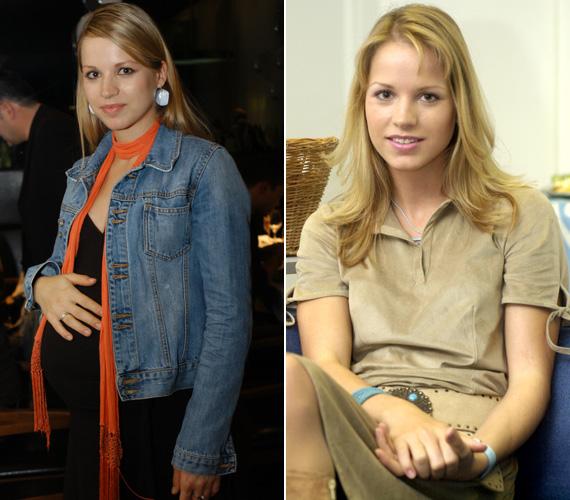 Csótó Klára szintén egy sorozat színésznőjeként vált ismertté. A Szeress most! Konrád Alexája 24 évesen adott életet első kisfiának, Ádámnak. Kedvesével egy évvel korábban, 2004-ben házasodtak össze. A család 2007 őszén újabb kisfiúval, Olivérrel bővült.