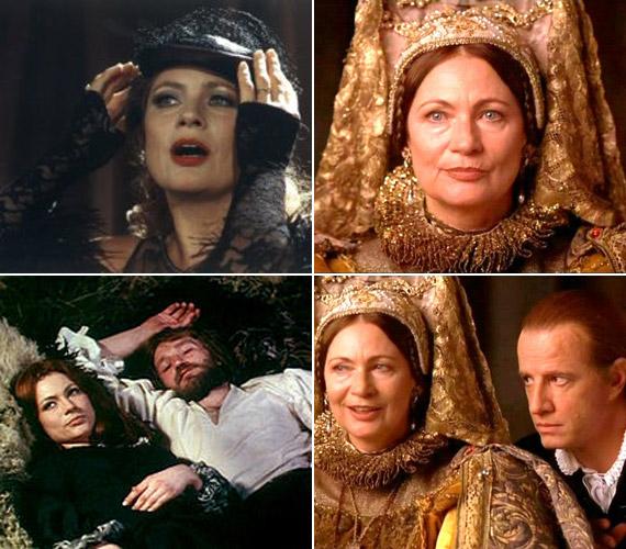 Bordán Irén a hetvenes években - a képen Cserhalmi Györggyel -, illetve a 2005-ös A harag napja című filmben Christopher Lambert oldalán. 2012-től a budapesti Új Színház művésze.