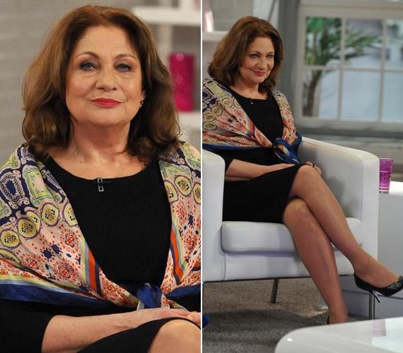 Bordán Irén 2013. szeptember 15-én lett kereken 60 éves. Múlt héten Jakupcsek Gabriella talkshow-jában szerepelt, és megmutatta kortalan szépségét.
