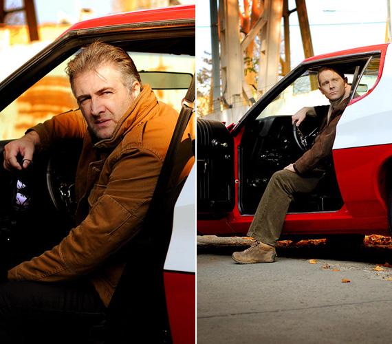 Dave Starsky szerepét Posta Lajos, Ken Hutchinsonét Bozsó Péter öltötte magára.