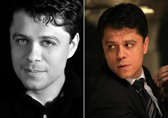 Crespo Rodrigo mondja alá a FOX összes filmelőzetesét és ajánlja a nézőknek a bemutatásra kerülő díjnyertes sorozatokat.