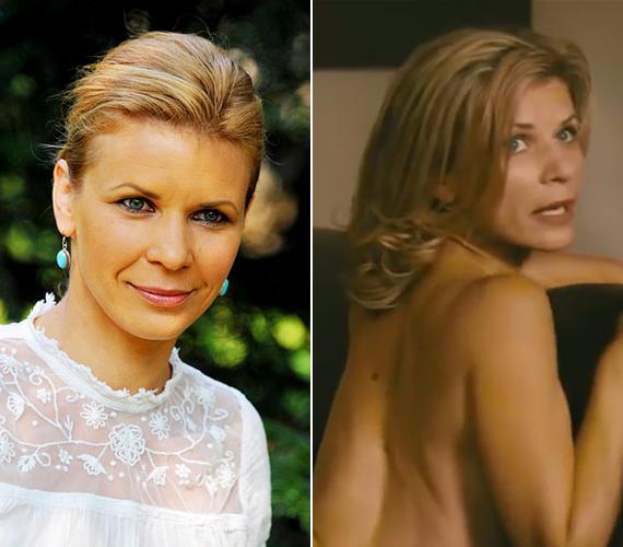 A film készítésekor Schell Judit 32 éves volt, és hihetetlenül dögös. A Csak szex, és más semmiben pedig többször meg is mutatta hibátlan alakját.