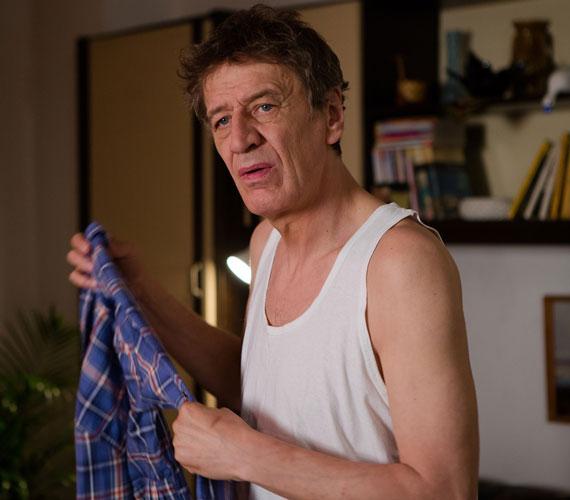 Szinte már nincs olyan készülő magyar film, amiben Mucsi Zoltán ne kapott volna szerepet.