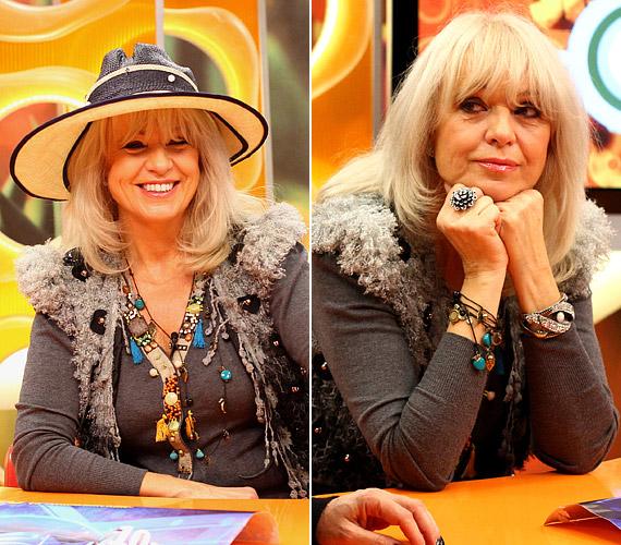 Az örökifjú énekesnő 55 évesen is kirobbanó formában van.
