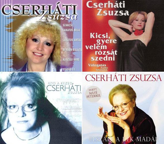 Kilenc stúdióalbuma jelent meg, köztük az Édes Kisfiam, a Hamu és gyémánt, a Mennyit ér egy nő, a Várj vagy az Add a kezed.