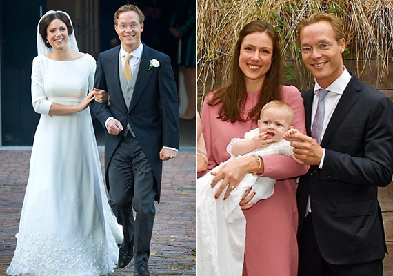 Jaime Bernardo herceg és egyben diplomata, valamint a magyar származású Cservenyák Viktória, aki ügyvédként keresi a kenyerét, 2013-ban mondták ki a boldogító igent. Azóta első gyermekük is megszületett, aki a Zita nevet kapta.