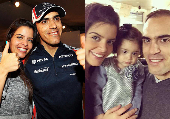 Pastor Maldonado autóversenyző szintén egy magyar származású lány mellett találta meg a boldogságot. Gabriela Tarkony nagyapja itt született, de a lány már Venezuelában látta meg a napvilágot, így sajnos nem beszéli a nyelvet. A pár 2012-ben házasodott össze, 2013-ban pedig közös gyermekük is megszületett, aki a Victoria nevet kapta.
