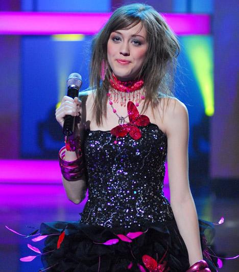 Kovácsovics Fruzsina  Az 1988-as születésű, bájos énekesnő a legjobb négy közé énekelte magát a 2007-ben induló szériában, a tehetségkutató óta már két önálló lemeze is megjelent.