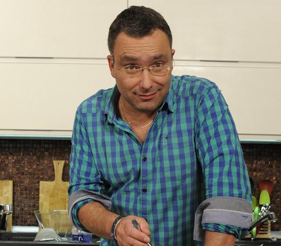 Augusztus végén robbant a hír, miszerint Sváby András, a Napló egykori műsorvezetője 26 év együttélés és 16 év házasság után elhagyta feleségét.