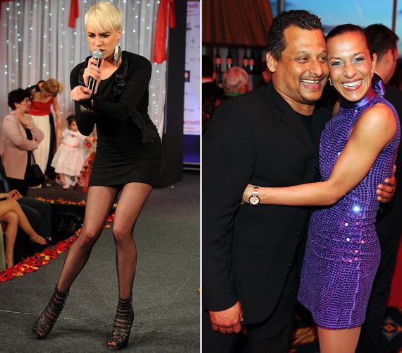 A közönséget Tóth Gabi énekesnő és a Back II Black énekese, Bebe szórakoztatta, Fésűs Nelly ezúttal a nézők között foglalt helyet.