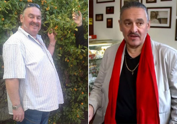Faragó András, az Operettszínház Topynak becézett sztárja cukorbetegsége miatt pár hónap alatt 30 kilót adott le.