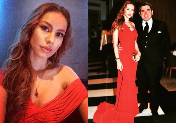 Január közepén egy olasz barátjuk feleségül vett egy török lányt, az ő esküvőjükön készültek a fotók. Csősz Bogi örült, hogy egy újabb vegyes pár született, akik a vallási, nyelvi és nemzetiségi különbözőségük ellenére keltek egybe.
