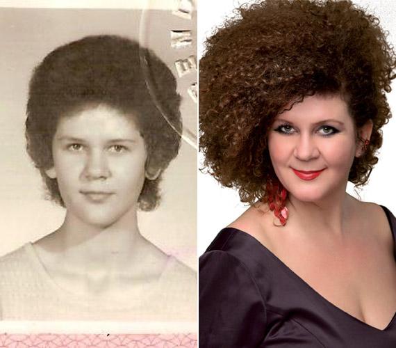 Soma 14 éves korában készült igazolványképe is sokakat megmosolyogtat. Ő akkoriban nagyon utálta a mára már védjegyévé vált haját, azt tervezte, felnőttként leborotválja, és parókát hord majd.
