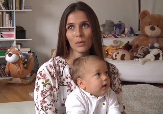 Szekeres Nóra is végre megmutatta kisfiát: a kis Alexander már 11 hónapos. Még több képet itt láthatsz róla »