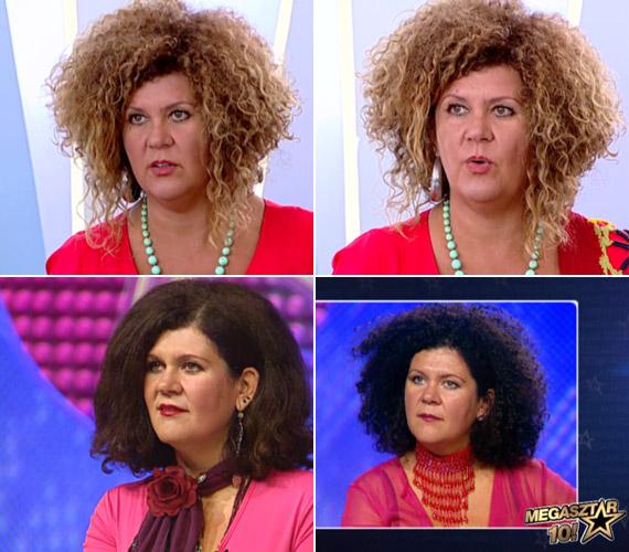 Soma frizurájának tíz év alatt csak a színe változott, a formája nem.