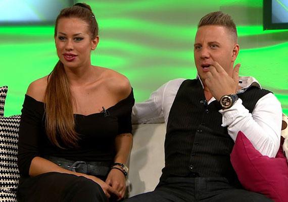 Zámbó Krisztián és Zsuzsi a FEM3 Café Másképpen című műsorában árulta el, hogy ismét együtt vannak, miután a férfi egész nyáron szerelmes üzenetekkel bombázta a lányt.