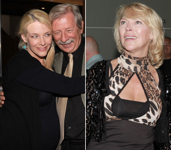 Peller Anna 2011 és 2012 között Juhász Gabit alakította, aki szerepe szerint visszament az árvaházba. Talán kevesen emlékeznek rá, de 2001-ben egy másik ismert szőke színésznő is feltűnt a Barátok köztben: Nyertes Zsuzsa egyike volt az ismert vendégszereplőknek.