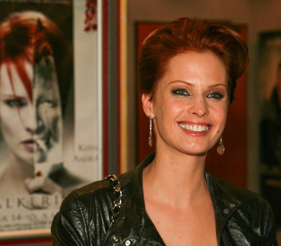 A színésznő saját bevallása szerint régóta készült már az anyaszerepre.