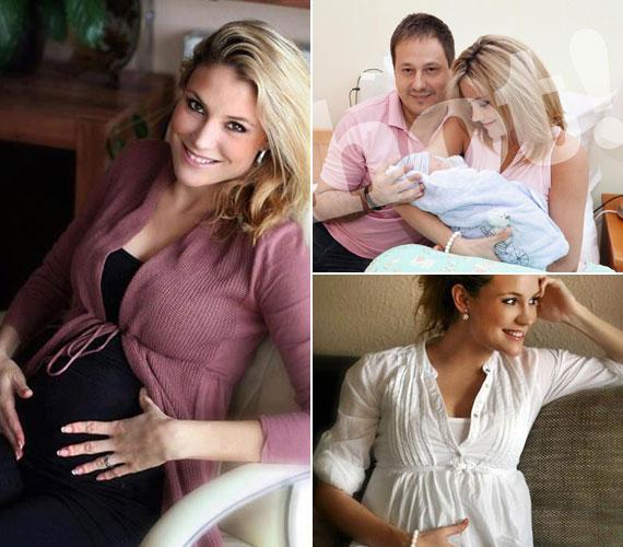 A Barátok közt sztárjának, Som-Balogh Edinának és Som Krisztiánnak szintén kisfia született május elején. Az örömhírt a szülők a Hot! magazinban jelentették be, ott meséltek a szülésről, és ők hozhatták le a babafotót is.