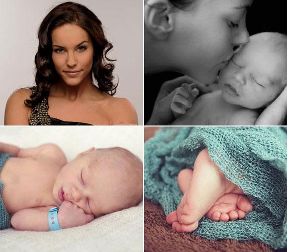 Lipcsei Betta, a 2011-es Miss Universe Hungary május 4-én-én adott életet első gyermekének, Krisztiánnak. A Sport1 műsorvezetője ugyancsak a közösségi portálon osztotta meg a fotókat.