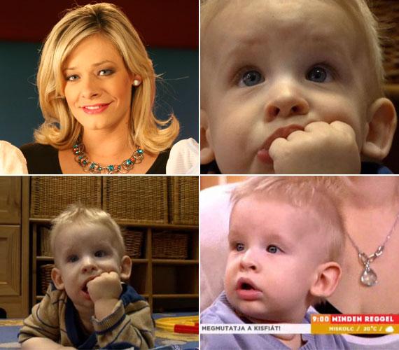 Peller Mariannak január 14-én jött világra a kisfia. A Story4 műsorvezetője a tündéri Kornélt augusztusban mutatta meg a nézőknek az RTL Klub 8:08 - Minden reggel című műsorában.