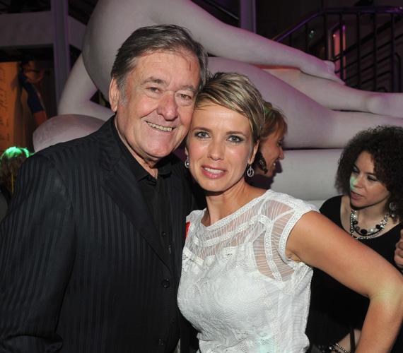Koós János a show-ban azt a titkot is felfedte D. Tóth Kriszta előtt, hogy miért tört derékba karrierje.