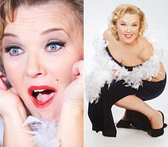 Vámos Miklós kifejezetten Hullan Zsuzsának, a Vígszínház színésznőjének, a Barátok közt egykori szereplőjének írta a Marilyn Monroe csodálatos halála című darabot, amit a Karinthy Színházban mutattak be 2012 őszén.