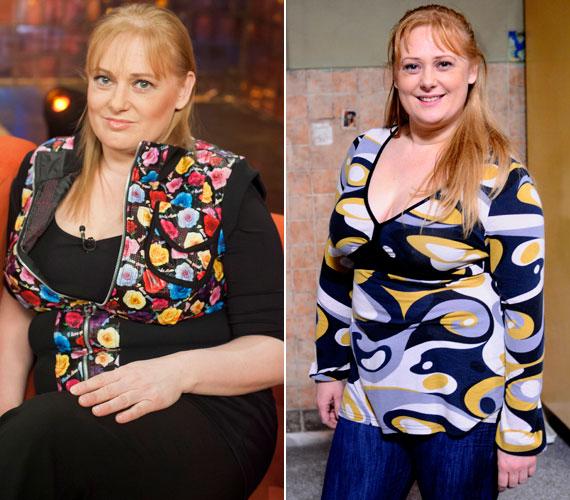 A TV2 Jóban Rosszban című sorozatának sztárja, a 43 éves Cseke Katinka rengeteg kritikát kap a súlya miatt. Ő azonban ezzel mit sem törődik, hiszen tudja, úgy tökéletes, ahogy van. Nem aggódik azon, hogy mit és mikor eszik, élvezi az életét. A férfiak pedig bolondulnak érte.