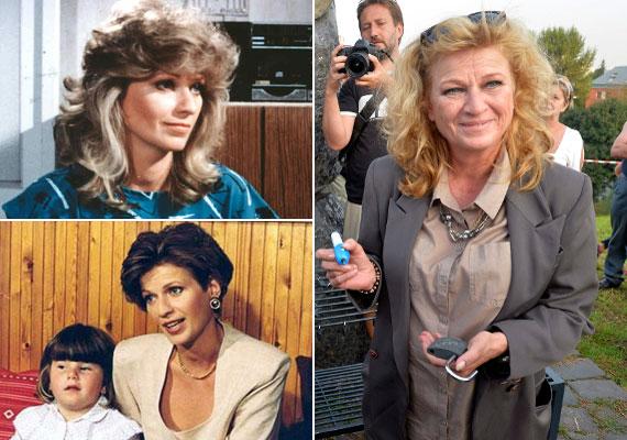 Frajt Edit a Szomszédok Julijaként megdobogtatta a férfiak szívét, a nők pedig frizuráját, ruháit másolták. A színésznő novemberben lesz kereken 60 éves.