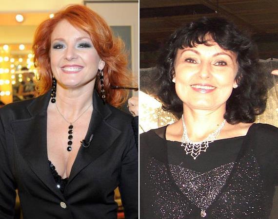 Bizony, bizony, a vörös táncosnő és a Megasztár győztese egy évből származnak, 45. születésnapjukat ünnepelték idén. Keleti Andrea 1969. június 3-án született, míg Szíj Melinda március 28-án. Ami közös bennük, az a szívből jövő mosoly, amitől ragyog az arcuk.