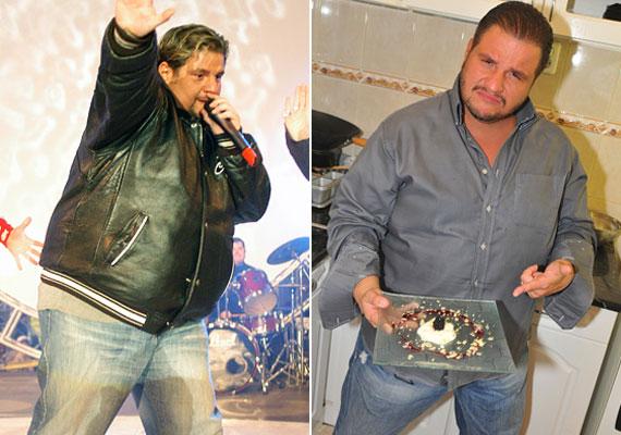 A gyomorgyűrűnek köszönhetően Emilio 2008-ban 40 kilót adott le. Hosszú évekig próbálkozott a legkülönfélébb ötletekkel, a káposztalevestől az algákig, de semmi sem segített. Súlyát 2010-ig tudta tartani, ekkor jött össze Tinával.