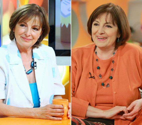 A bal oldali kép a napokban, míg a jobb oldali 2011 januárjában készült. Ki gondolná, hogy 2013. május 7-én lesz 60 éves?
