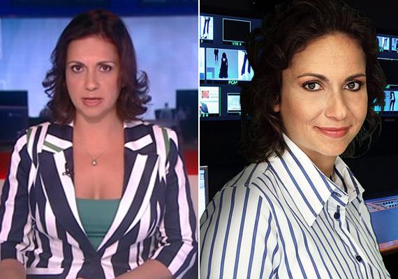 A 39 éves Sárosdy Eszter, aki egyébként Alföldi Zoltán neje, 2000-ben került az RTL Klubhoz, ahol az Antenna, illetve a Híradó című műsorokban láthatták a nézők - utóbbiban férjével együtt. 2008 óta az ATV műsorvezetője.