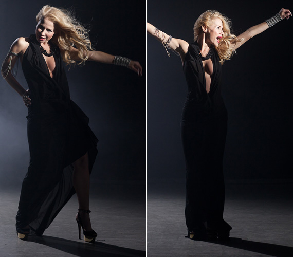 Az énekesnő még sohasem volt olyan szédítően szexis, mint a Livin' in a Free World című számhoz készült videóban, amelyet a magyar zenetévék játszanak.