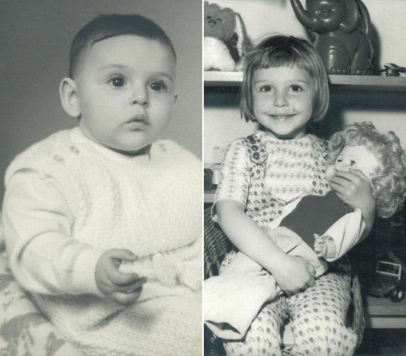 Erős Antónia 1970. október 2-án született Szigetváron. Babaként még nem ismertük volna fel, de az óvodás Nettiben már felleltük a híradós vonásait.