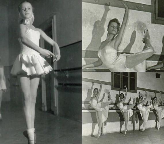 Pályafutását balerinaként kezdte: 1960-ig az Állami Balettintézetben tanult táncolni, 1960 és 1963 között a Pécsi Balett tagja volt.